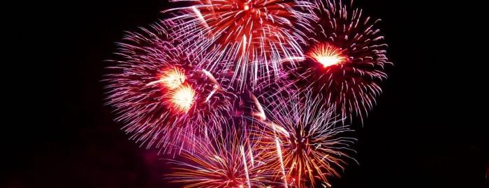 Mt. Pleasant Fireworks July